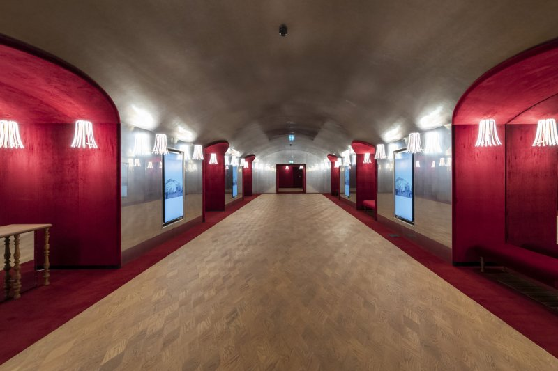 Umbau des Stadtcasinos Basel der Architekten Jacques Herzog und Pierre de Meuron. © KEYSTONE/Georgios Kefalas